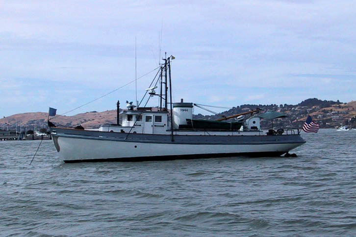 1944 Fishing Boat