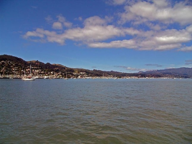A Beautiful Day at Richardson Bay