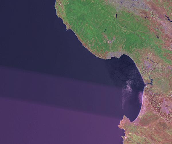 AIS Monterey Bay
