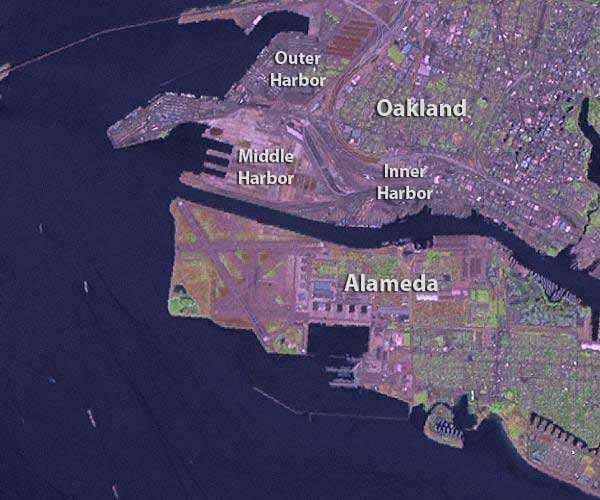 AIS Oakland and Alameda
