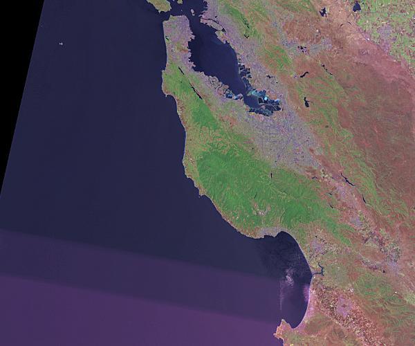 AIS SF Coastal Area