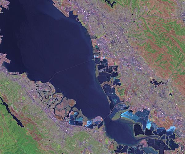 AIS South SF Bay
