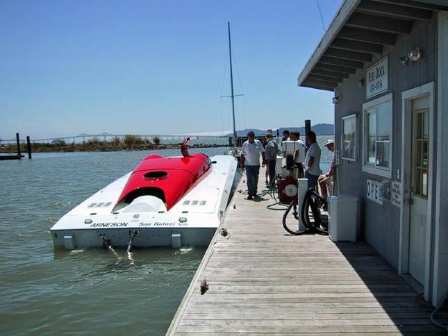 Arneson Speedboat