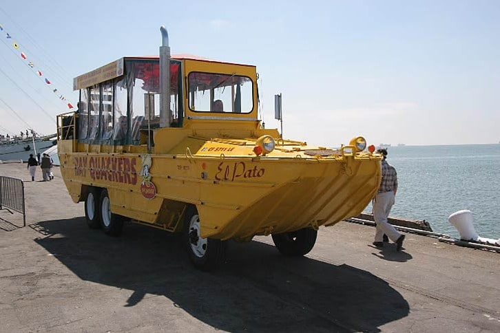 Bay Quackers Amphibious Tours