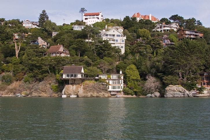 Belvedere Hillside Homes