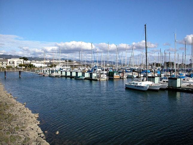 Berkeley Marina 2