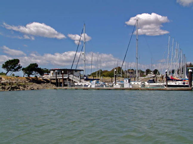 Berkeley Marina Fuel Dock