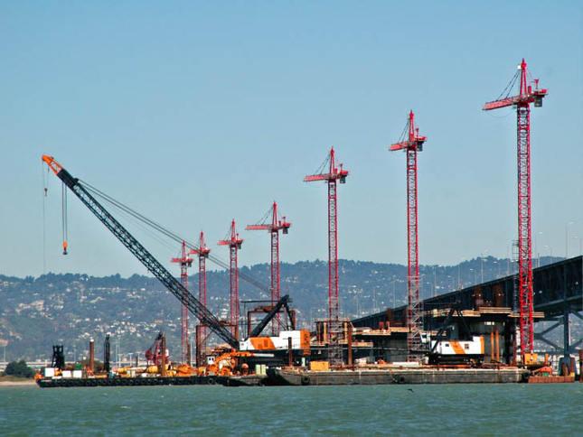 Bridge Pier Construction