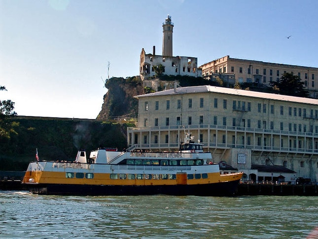 Bringing Visitors to Alcatraz