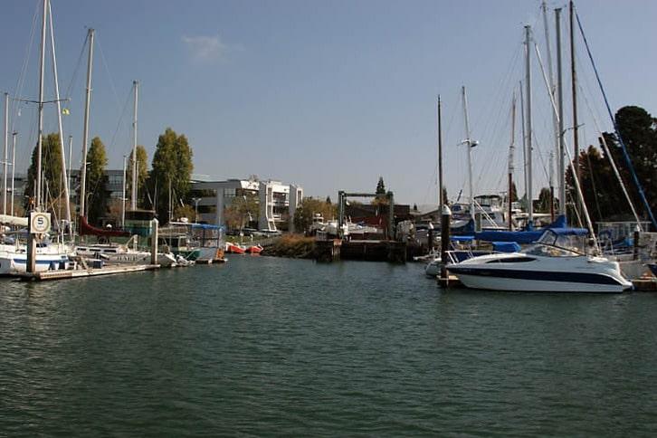 British Marine Boatyard Embarcadero Cove