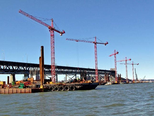 Building the New Bridge 2