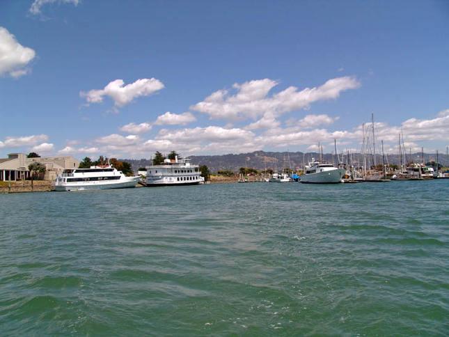 Charter Yachts in Berkeley
