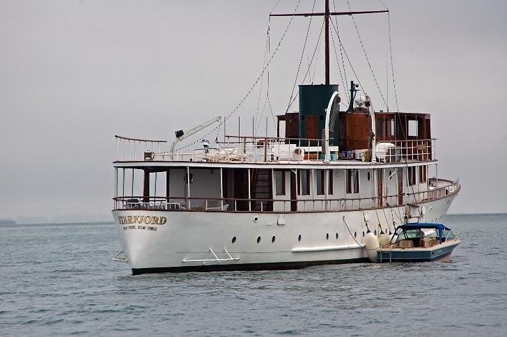 Classic Motoryacht Starfjord
