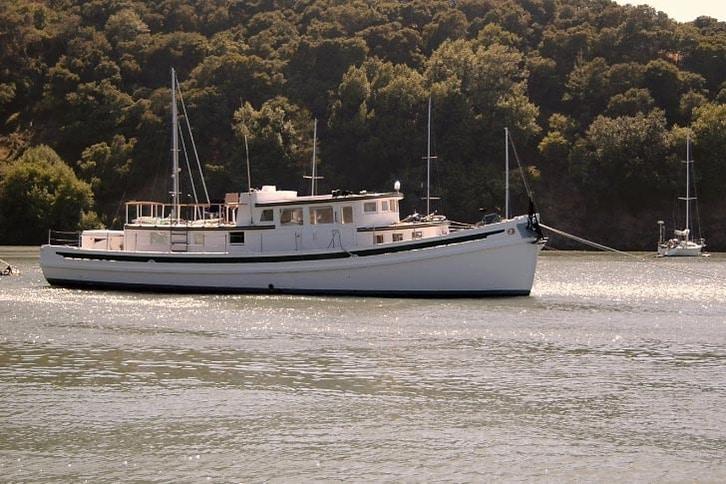 Classic Motoryacht