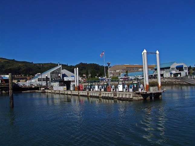 Clipper Yacht Harbor Fuel Dock