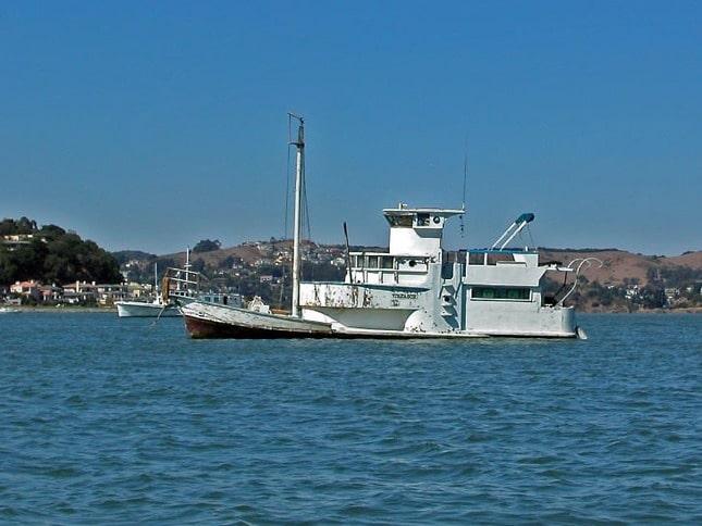 Creative Houseboat Construction