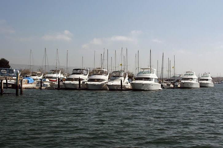 D'Anna Yachts at Portobello Marina