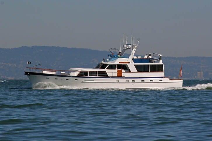 Dagny Taggart Yacht