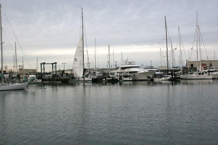 Docks and Lift at KKMI