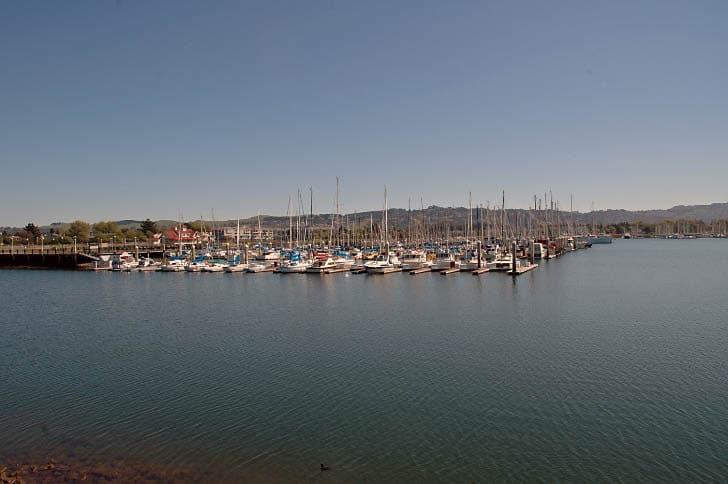 Emeryville Marina 2