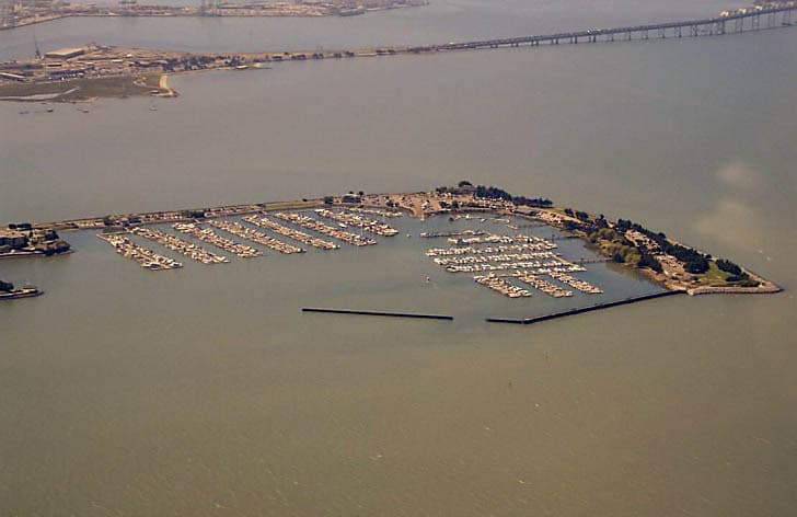 Emeryville Marina and Emery Cove Marina