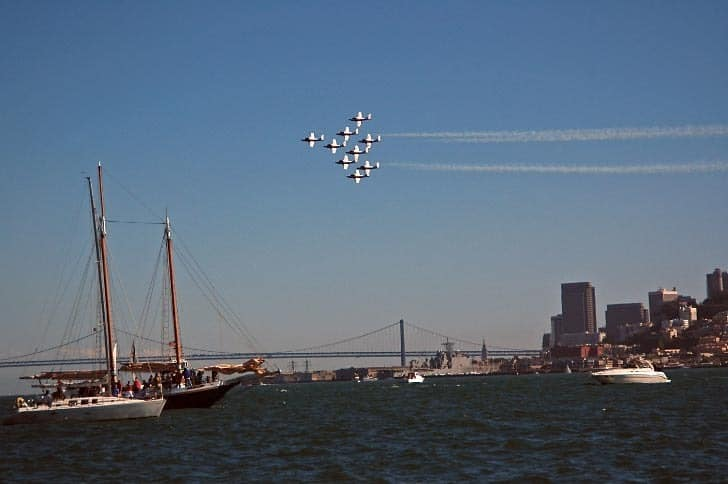 Fleet Week Airshow 2