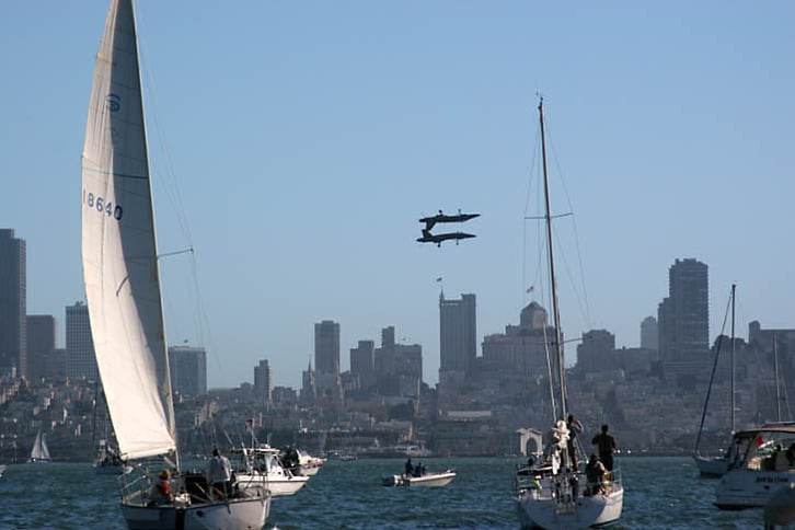 Fleet Week Airshow 3
