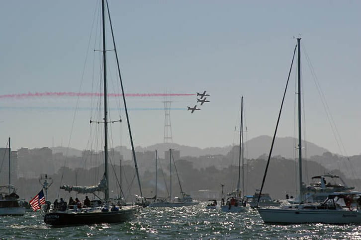 Fleet Week Airshow