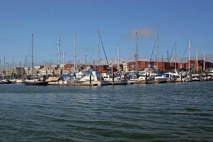Fortman Basin Marina