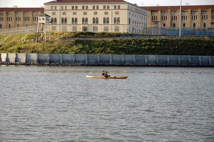 Freedom and Confinement: Kayakers and San Quentin
