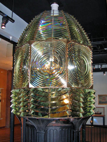 Fresnel Lighthouse Lens