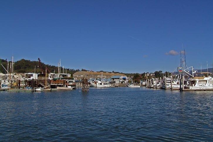 Fuel Dock at Clipper Yacht Harbor 2