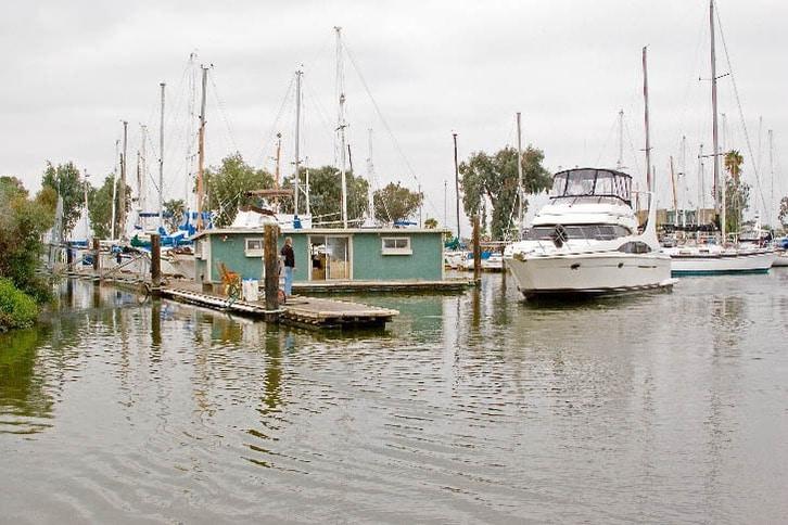 Fuel Dock at Napa Valley Marina