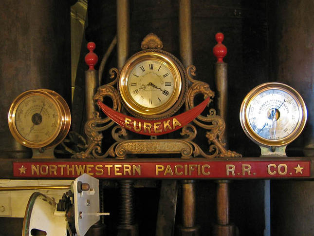 Gauges on the Eureka