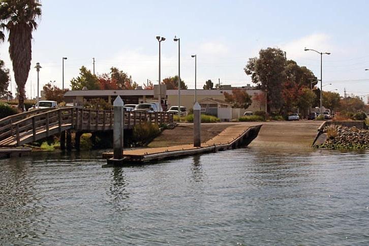 Grand Street Boat Ramp, Alameda