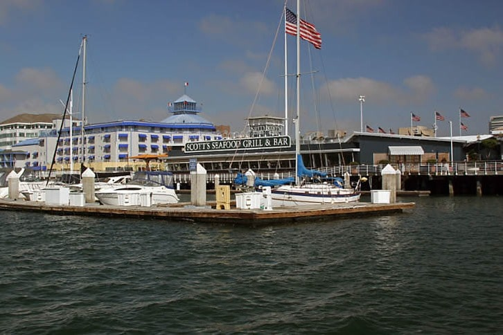 Guest Dock at Jack London Square
