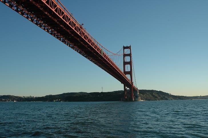 Heading Under the Bridge