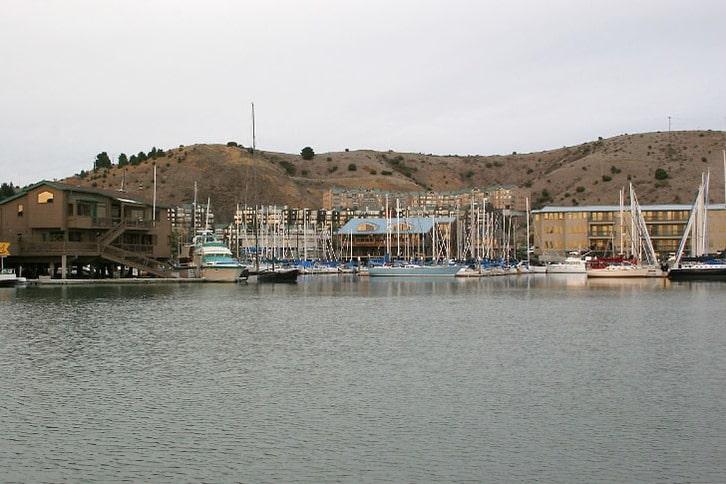 Homes Near The Harbor
