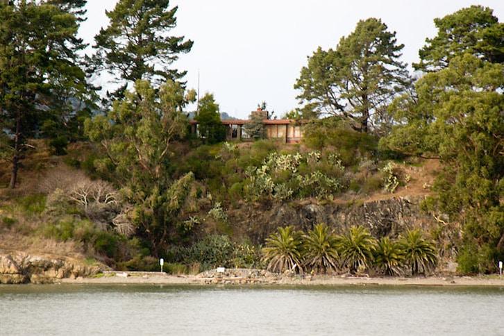 House on Marin Island