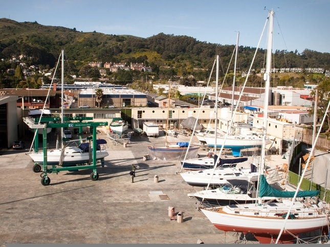 KKMI Sausalito Boatyard