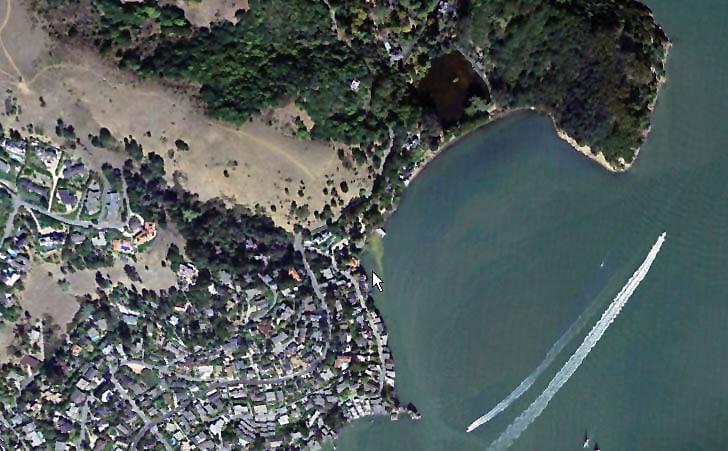 Keil Cove, Tiburon