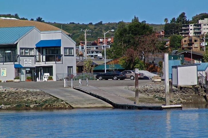 Launch Ramp at Clipper Yacht Harbor 2