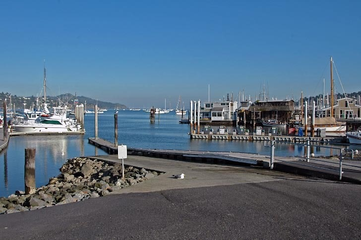 Launch Ramp at Clipper Yacht Harbor