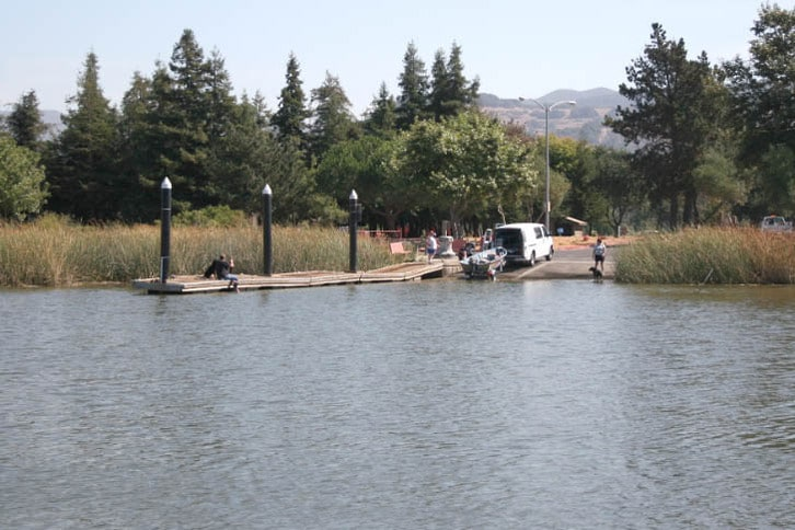 Launch Ramp at Kennedy Park, Napa