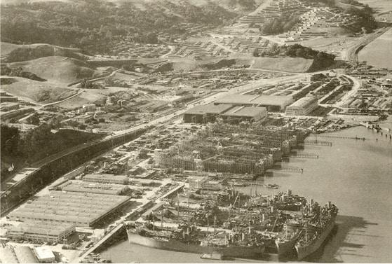 Marinship During World War II