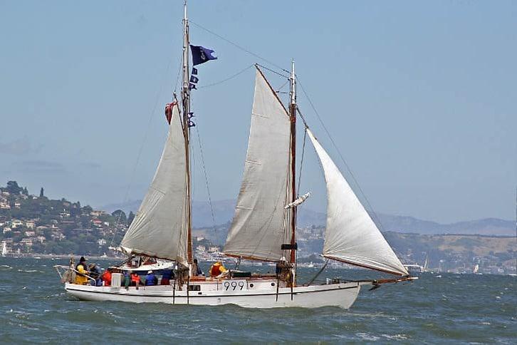 Master Mariner's Regatta Schooner