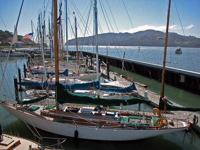 Master Mariners Wooden Boat Show