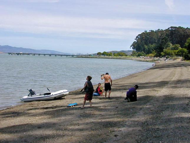 McNear's Beach