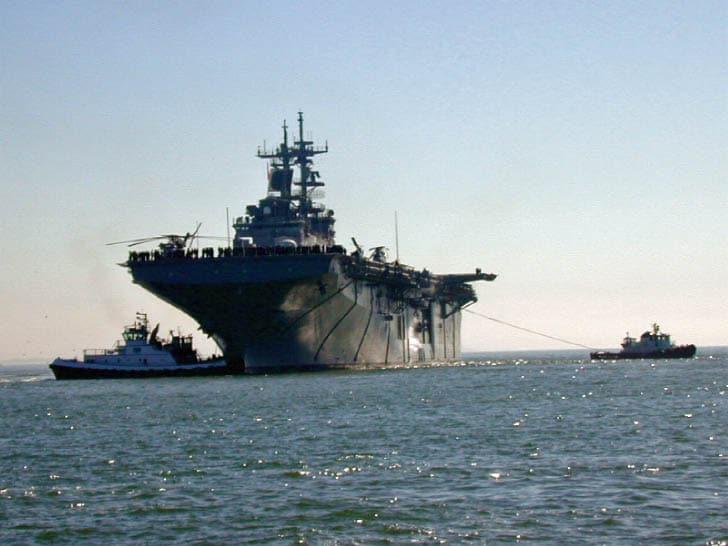 Military Ship 2