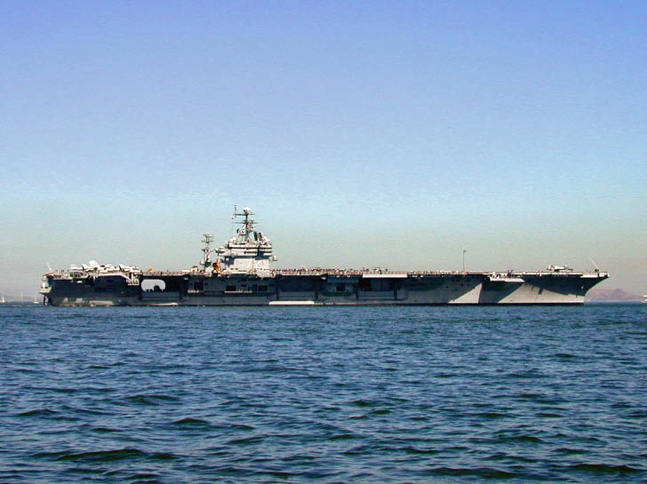 Military Ship 3